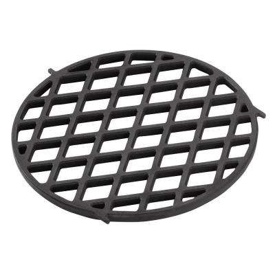 Original Gourmet BBQ System Porcelain-Enameled Cast Iron Sear Grate Insert