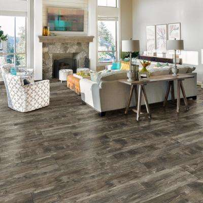 Restored Wood 8.7 in. W x 47.6 in. L Luxury Vinyl Plank Flooring (56 cases/1123.36 sq. ft./pallet)