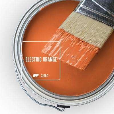 220B-7 Electric Orange Paint
