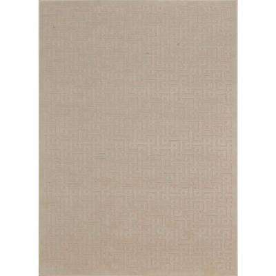 Ultima Ivory 2 ft. 6 in. x 4 ft. Accent Rug