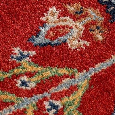 Regency Red 5 ft. x 8 ft. Area Rug