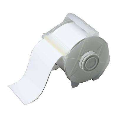 B569 4 in. x 100 ft. Polyester White Tape