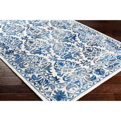Round Blue Area Rugs Rugs The Home Depot