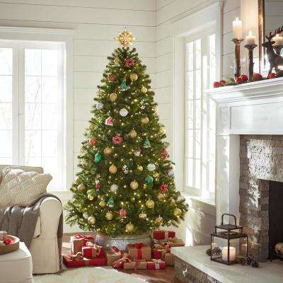 purchase cheap 03cfc 7748e Pre-Lit Christmas Trees - Artificial Christmas Trees - The ...