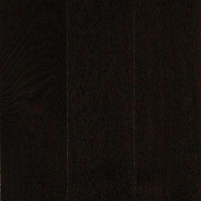 Elegant Home Cappuccino Oak 9/16 in. x 7-4/9 in. Wide x Varying Length Engineered Hardwood Flooring (22.32 sq. ft./case)