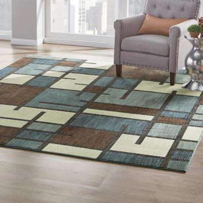Fairfield Beige 2 ft. x 7 ft. Runner Rug