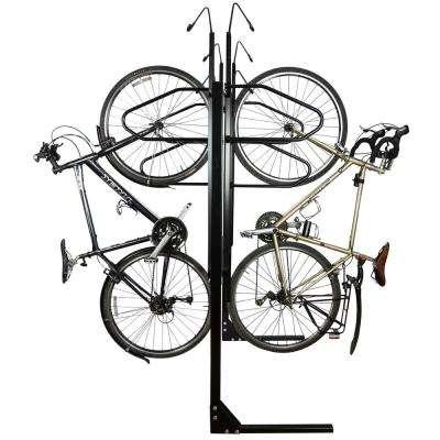 8-Bike Locking Bike Rack