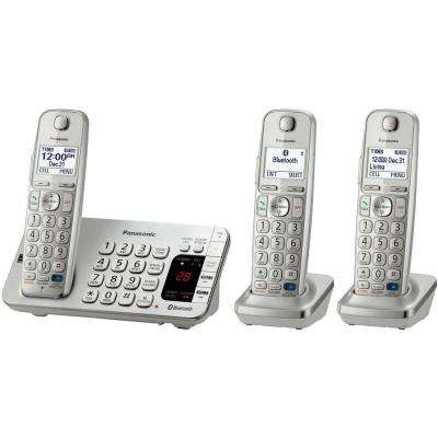 Link2Cell 3-Handset Digital Cordless Bluetooth Cellular Convergence Solution