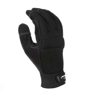 Medium Synthetic Leather High Dexterity Work Gloves