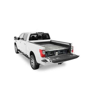 6 ft. 7 in. Bed Length Pick Up Truck Storage System for Nissan Titan (2016 - Current)