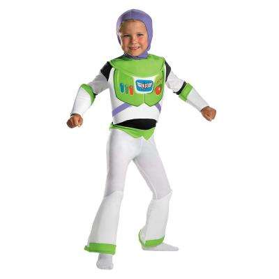 Buzz Lightyear Deluxe Toddler Costume