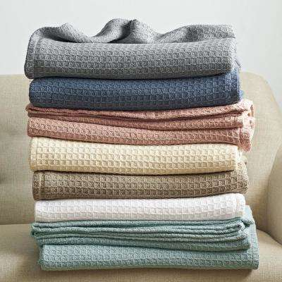 Organic Cotton Blanket & Throw
