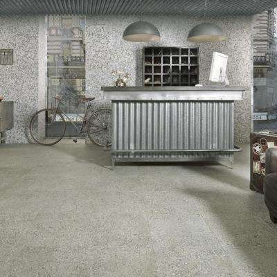Venecia Dieciocho 17-3/4 in. x 17-3/4 in. Porcelain Floor and Wall Tile (11.25 sq. ft. / case)