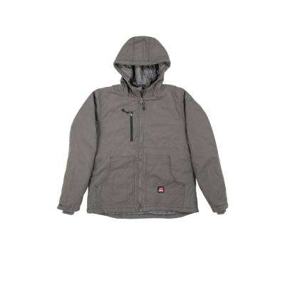 Women's 100% Cotton Modern Hooded Jacket