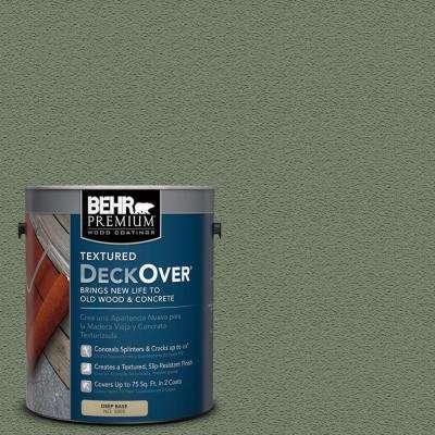 #SC-126 Woodland Green Textured DeckOver