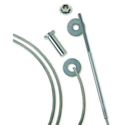 25 ft. Stainless Steel Cable Assembly Kit for Cable Railing System