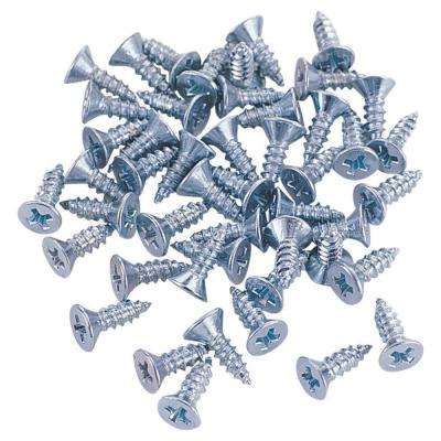 Lx Track Philips Flat Head Mounting Screws (Pack of 50)