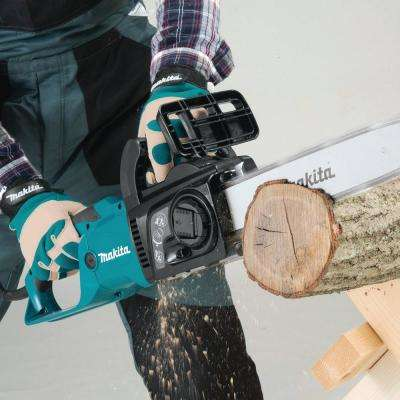 14 in. 14.5 Amp Corded Electric Rear Handle Chainsaw