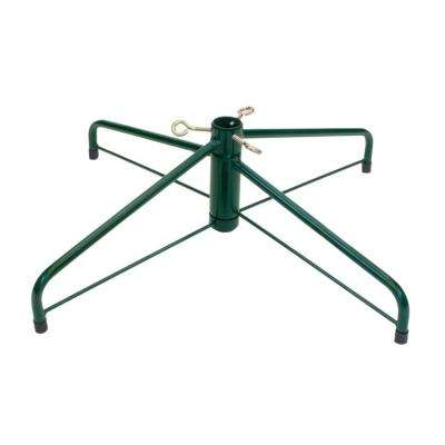 Steel Tree Stand for Artificial Trees 6 ft. to 8 ft. Tall