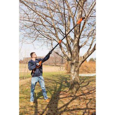 10 in. 6.5-Amp Corded Electric Pole Saw