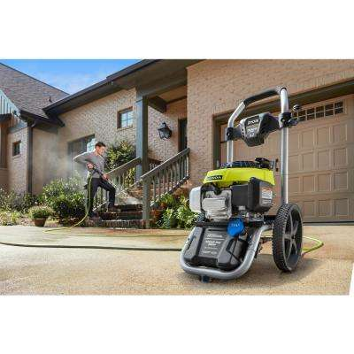3000 PSI 2.3-GPM Honda Gas Pressure Washer