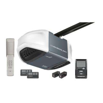 Whisper Drive 3/4 HP Garage Door Opener with MyQ Technology and Battery Backup