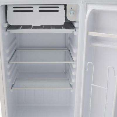 3.2 cu. ft. Mini Refrigerator in White