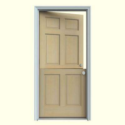 Unfinished Fir Exterior Doors Doors Windows The Home Depot