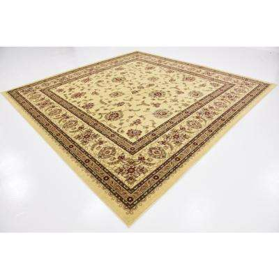 Voyage St. Louis Ivory 10' 0 x 10' 0 Square Rug