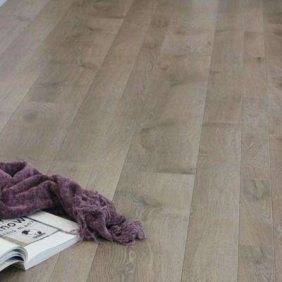 Multi-Width Oak Chateau 8 mm Thick x 16 in. Wide x 47 in. Length Click Lock Laminate Flooring (564.2 sq. ft. / pallet)