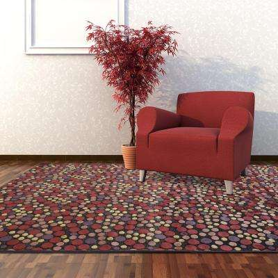 Effervescence Autumn 7 ft. 8 in. x 10 ft. Area Rug