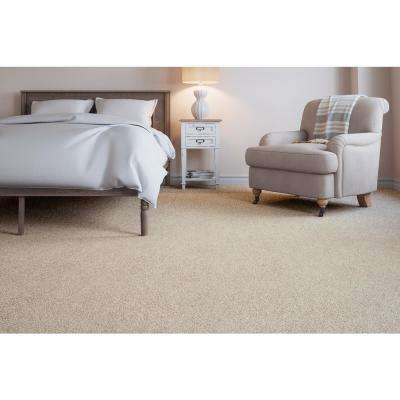 Collinger I-Color Blessing Textured 12 ft. Carpet