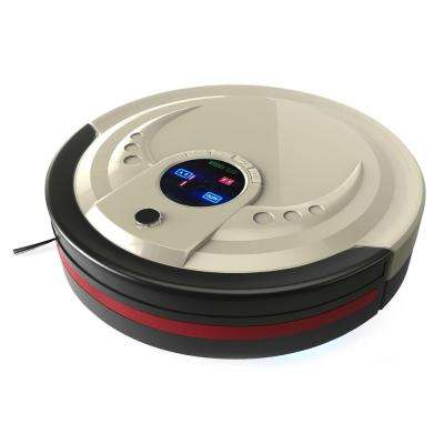 bObsweep Standard Robotic Vacuum Cleaner and Mop, Champagne