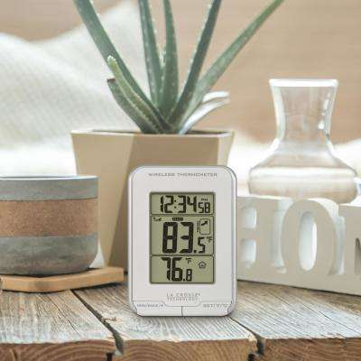 Wireless Thermometer with Trend