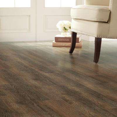 Dashwood Oak 12 mm Thick x 5 31/32 in. Wide x 47 17/32 in. Length Laminate Flooring (13.82 sq. ft. / case)