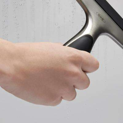 Good Grips 10 in. Stainless Steel Multi-Purpose Squeegee