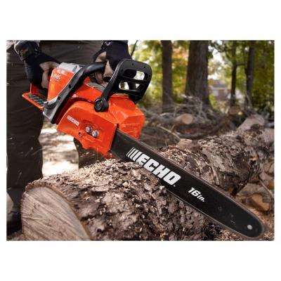 16 in. 58-Volt Brushless Lithium-Ion Cordless Chainsaw Battery and Charger Not Included