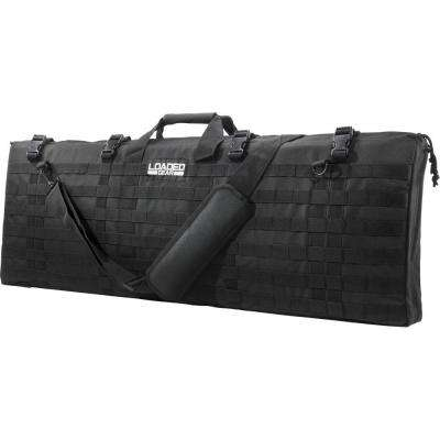 Loaded Gear 40 in. RX-300 Tactical Rifle Bag, Black