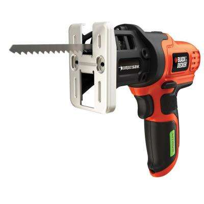 7-Volt Lithium-Ion 3 in. Cordless Compact Saw