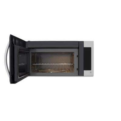 2.0 cu. ft. Over the Range Microwave Oven in Stainless Steel with Sensor Cooking Technology
