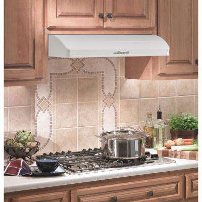 Elite E661 36 In Under Cabinet Range Hood