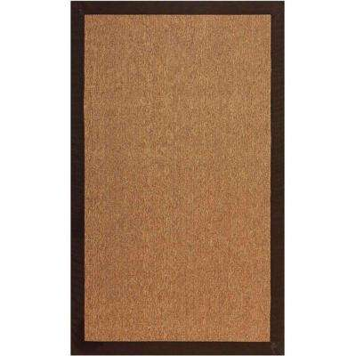 Cove Brown/Dark Natural 8 ft. x 10 ft. 6 in. Area Rug