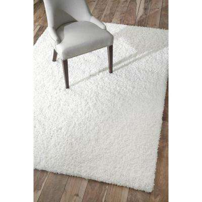 White Area Rugs Rugs The Home Depot