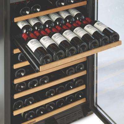 N'FINITY PRO LXi RED 187-Bottle 26 in. Wine Cellar