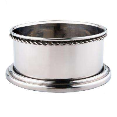 Stainless Steel Wine Coasters (Set of 2)