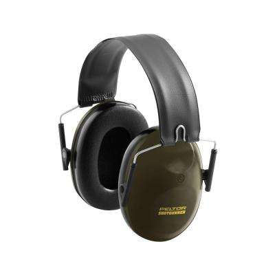 Green Shotgunner Earmuff