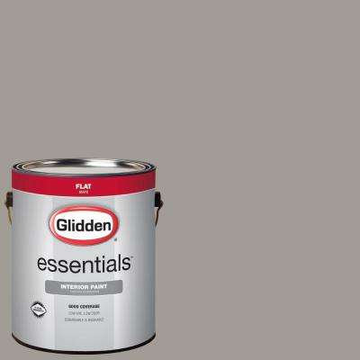 1 gal. #HDGCN53 Old Monterey Grey Flat Interior Paint