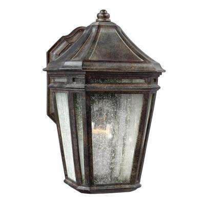 Londontowne 1-Light Weathered Chestnut Outdoor Wall Fixture
