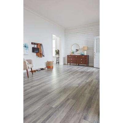 Light Laminate Wood Flooring