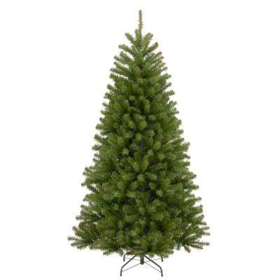 7-1/2 ft. North Valley Spruce Hinged Artificial Christmas Tree
